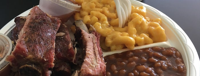 Bucky's Bar-B-Q is one of South Carolina Barbecue Trail - Part 1.