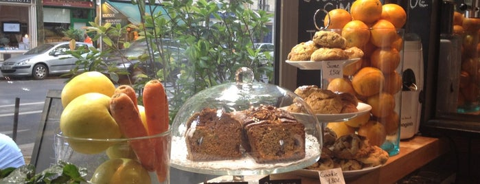 Terres de Café is one of Paris.
