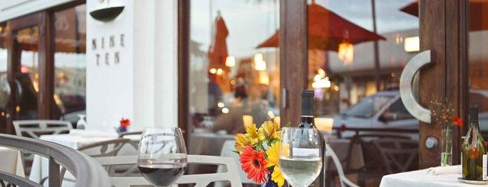 Nine-Ten Restaurant and Bar is one of ESSDEE.