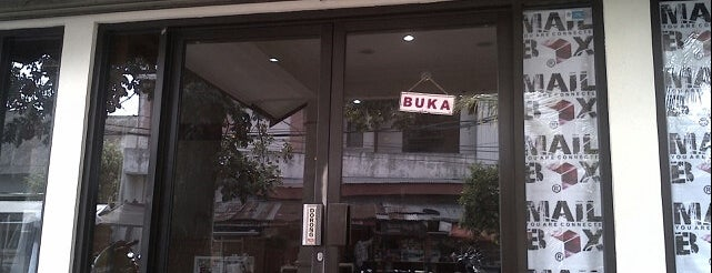 Mailbox Distro is one of Visited Places in Yogyakarta :).
