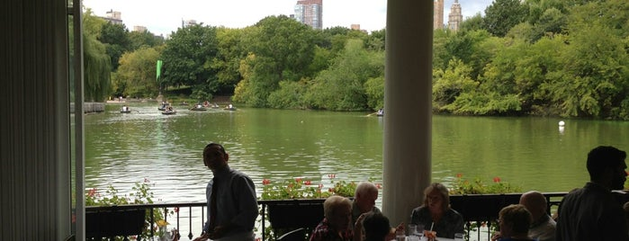 Central Park Boathouse is one of NYC Manhattan 14th-65th Sts & Central Park.