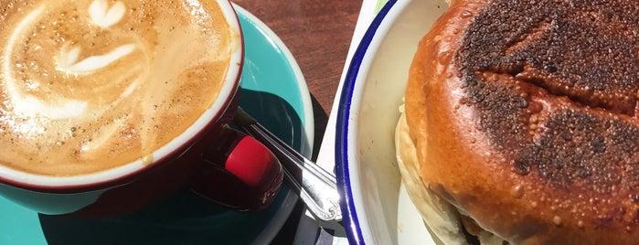 Cricks Corner Coffee Shop is one of London.