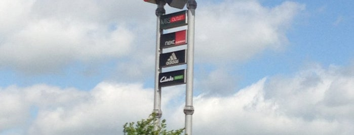 East Midlands Designer Outlet is one of Outlets Europe.