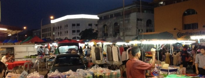 Pasar Malam Pandan Jaya is one of Yeh's Fav Pasar Malam ^o^.
