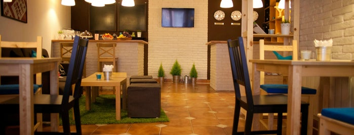 Yard Hostel & Coffee Shop is one of Чернівці.