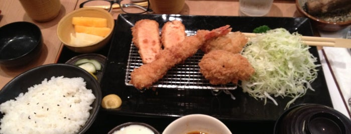 Yabu is one of dine in.