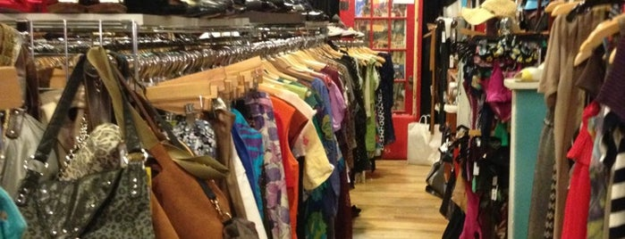 Monk Vintage is one of Brooklyn Thrifting.