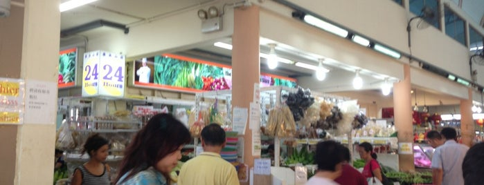 Hougang 681 Dry Market is one of Every Place I Went~.