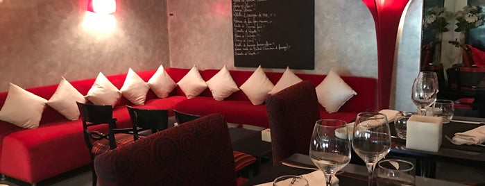Bistro Chic is one of 20 favorite restaurants.