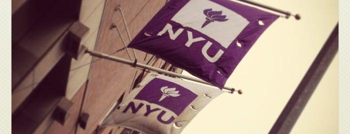 NYU Graduate Bucket List
