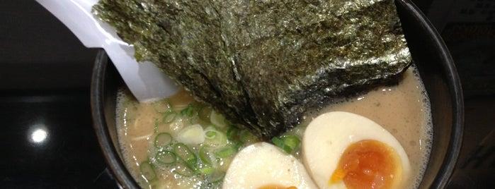 博多中洲屋台 鈴木ラーメン店 is one of 兎に角ラーメン食べる.