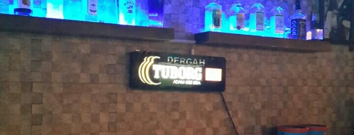 Dergah Cafe&Bar is one of themaraton.