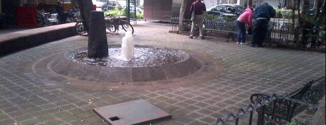 Plaza Washington is one of ¡Cui Cui ha estado aquí!.