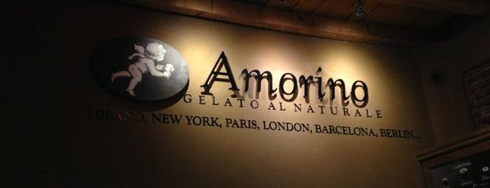 Amorino is one of Mi-IceCream 🍦.