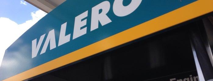 Valero is one of Stores.