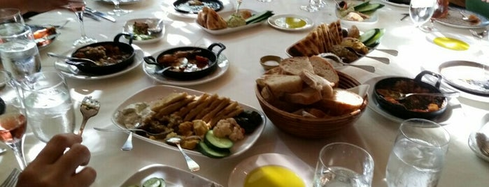 Kokkari Estiatorio is one of The Best Bets for Group Dining in SF.
