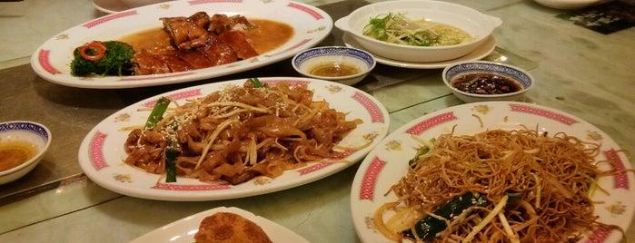 吴系茶餐厅 Wuu's Hong Kong Cuisine is one of Guangzhou.