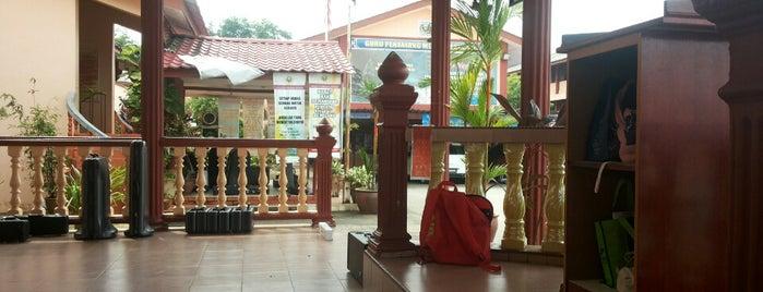 Sekolah Menengah Kebangsaan Ajil is one of @Hulu Terengganu.