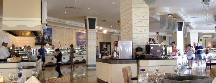 Zodiac Restaurant is one of Be Charmed @ Sharm El Sheikh.