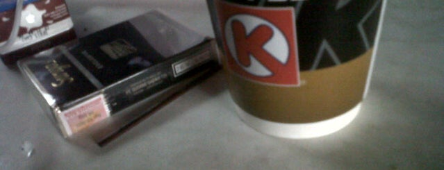 Circle K is one of wi-fi Zone Denpasar.