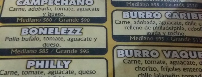 burrozone is one of HMO-Lunch.