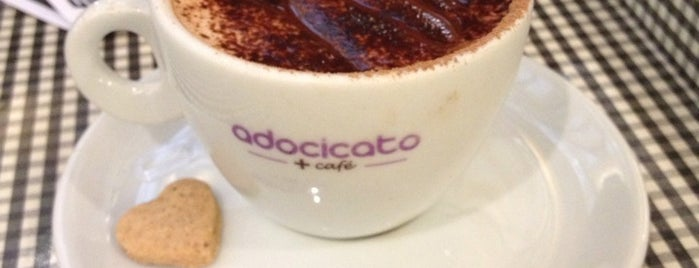 Adocicato + Café is one of Coffee & Tea.