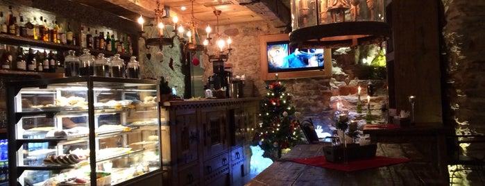 Fersen  Baar is one of The Barman's bars in Tallinn.