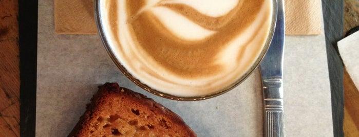 Slate Coffee is one of Hackney Coffee, yeah!.
