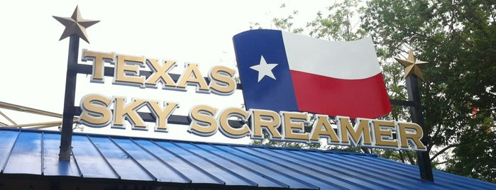 Texas Sky Screamer is one of Entertainment.