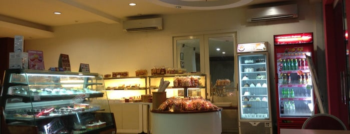 """DeLicia"" Bakery & Ice Cream Boutique is one of Must-visit Food in Yogyakarta."