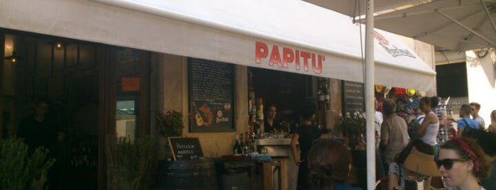 Bar Papitu is one of Terrazas de Barcelona.