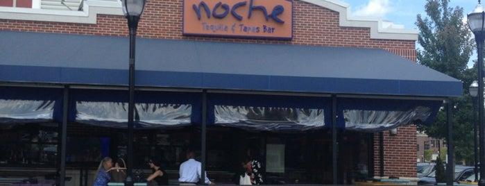 Noche Tequila & Tapas Bar Brookhaven is one of Top 10 dinner spots in Atlanta, GA.