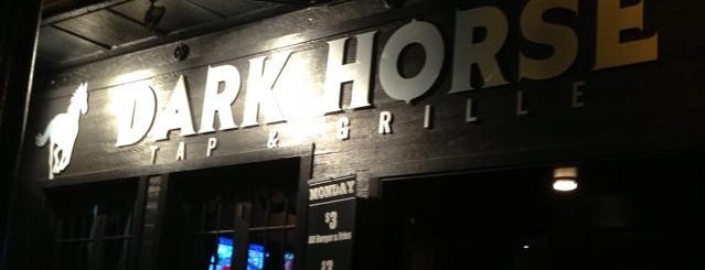 Dark Horse Tap & Grille is one of Chicago.