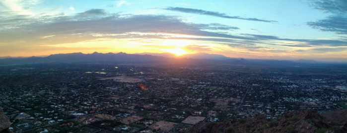 Cholla Trail, Camelback Mountain is one of PHX Parks in The Valley.