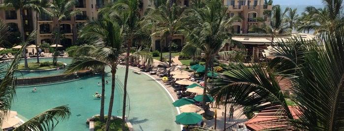 Villa Del Palmar Flamingos Beach Resort is one of Resorts.