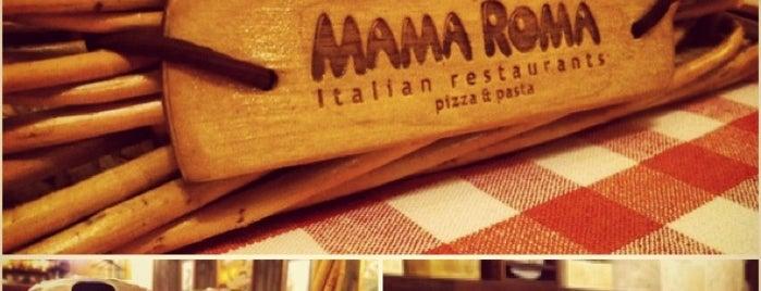 Mama Roma is one of сходить в самаре.