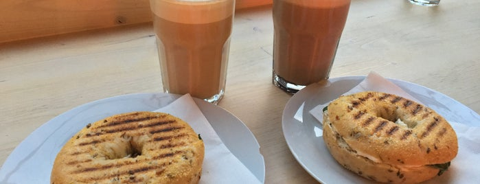 Berlin Coffee is one of Berlin Best: Cafes, breakfast, brunch.