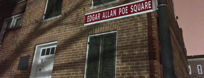 Edgar Allan Poe House & Museum is one of Museums in Baltimore, MD.
