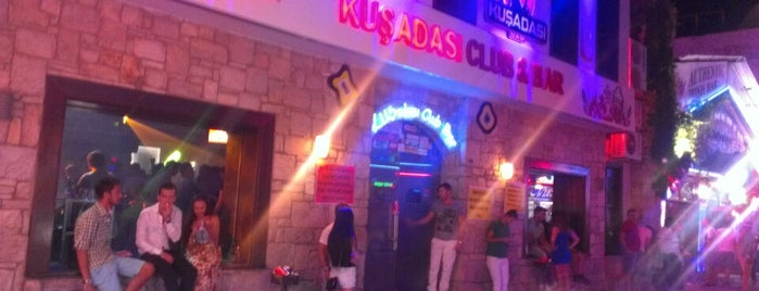 Kuşadası Club Bar is one of kusadasi.