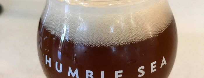 Humble Sea Brewing Co. is one of Beyond the Peninsula.