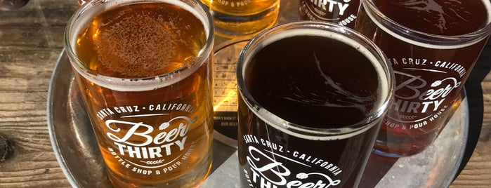 Beer Thirty is one of Beyond the Peninsula.