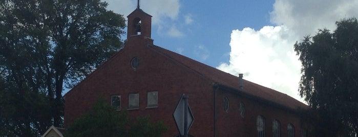Koptisch Orthodoxe Kerk van de Heilige Maagd Maria is one of I ♥ Noord.