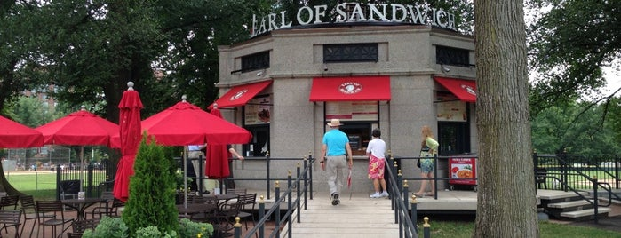 Earl of Sandwich is one of My favorite places.