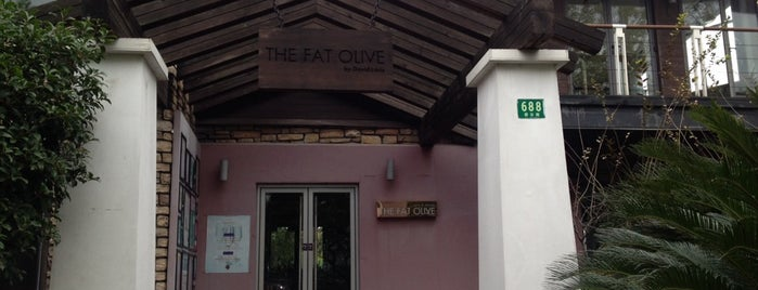 The Fat Olive is one of Shanghai.
