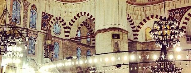 Şehzadebaşı Camii is one of gezilen beğenilen mekânlar.