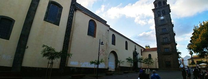 Iglesia de La Concepción is one of Turismo por Tenerife.
