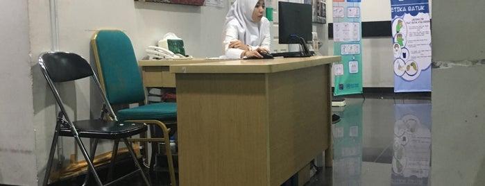 RS JMC (Jakarta Medical Center) is one of i've been visited.