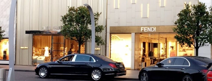 Fendi is one of İstanbul.
