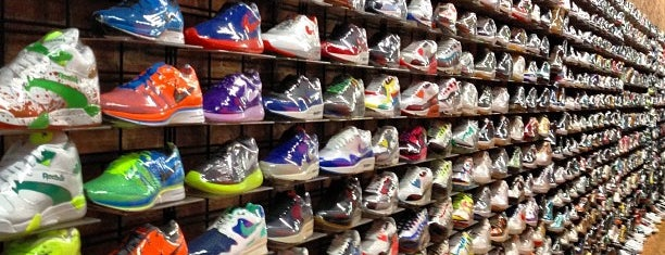 Flight Club is one of NYC shopping.