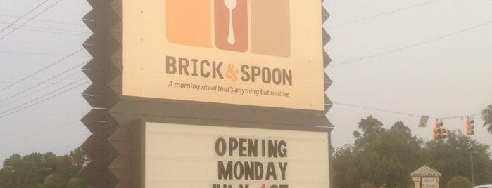Brick & Spoon is one of Favorite Restaurants.